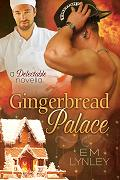 #Delectable December NEW Gingerbread Palace Sizzles (#NSFW excerpt) #gayromance