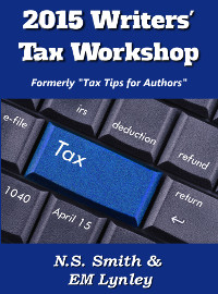 5 Last-minute Tax Tips for Writers #taxes #authors